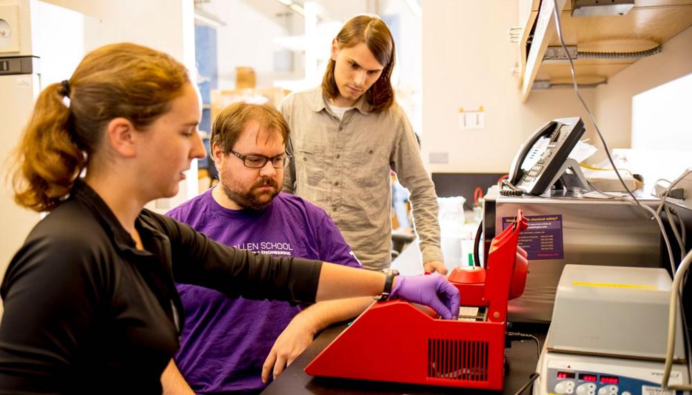 美國科學家實現以生物方法讓電腦感染病毒