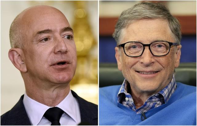 IT才俊新聞:阿Jeff擊敗阿Bill成為世界首富