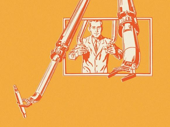 擔憂機器人取締了你的工作? 學習Spreadsheets