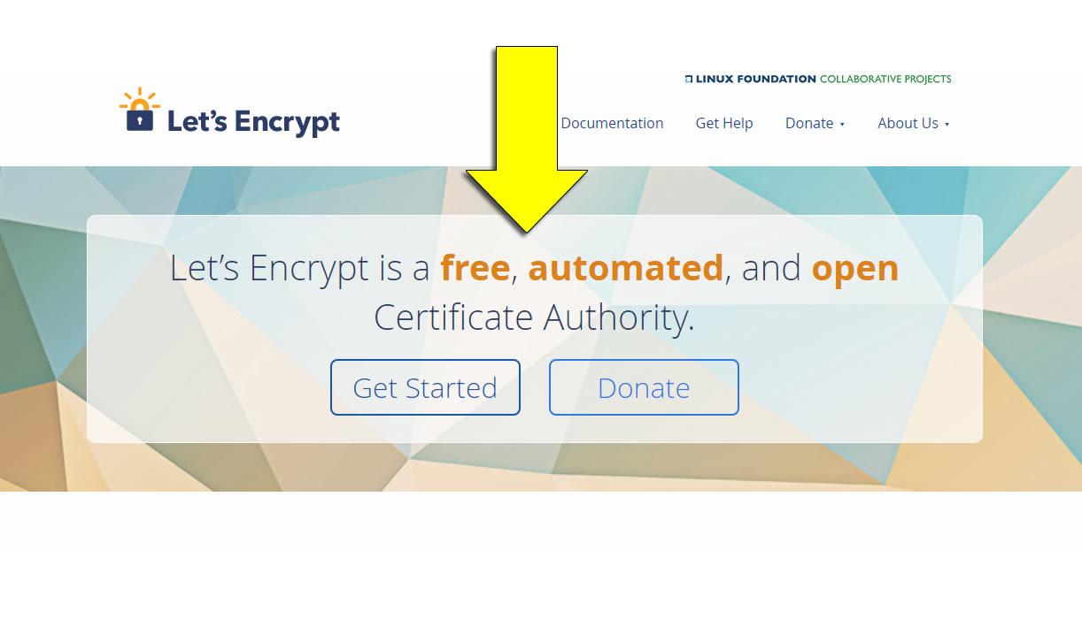 教學:免費又能自動更新的SSL證書