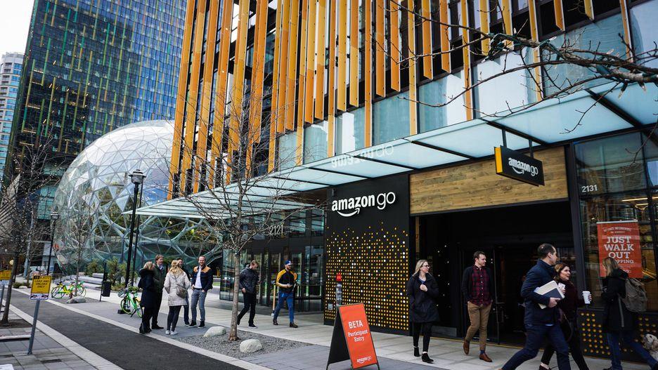 Amazon宣佈首家 Amazon Go 於18年1月22日正式開幕