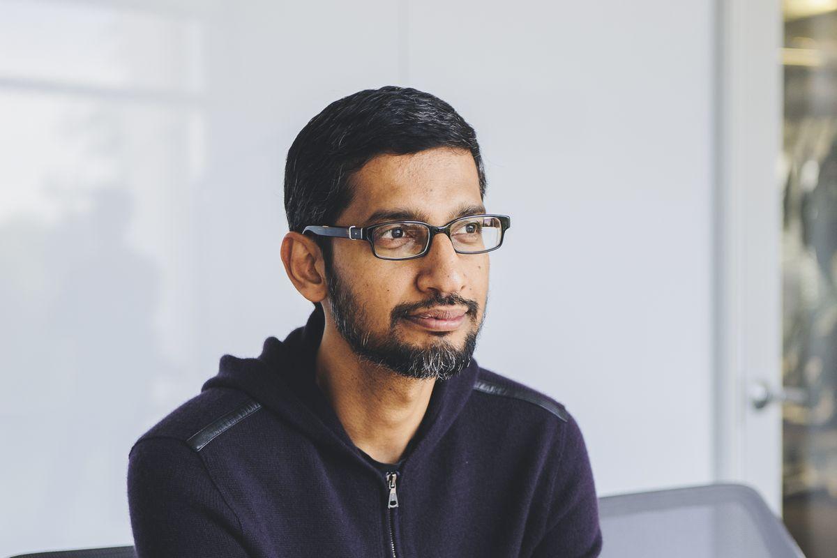 Google首席執行官Sundar Pichai比較了AI對電力和火災的影響