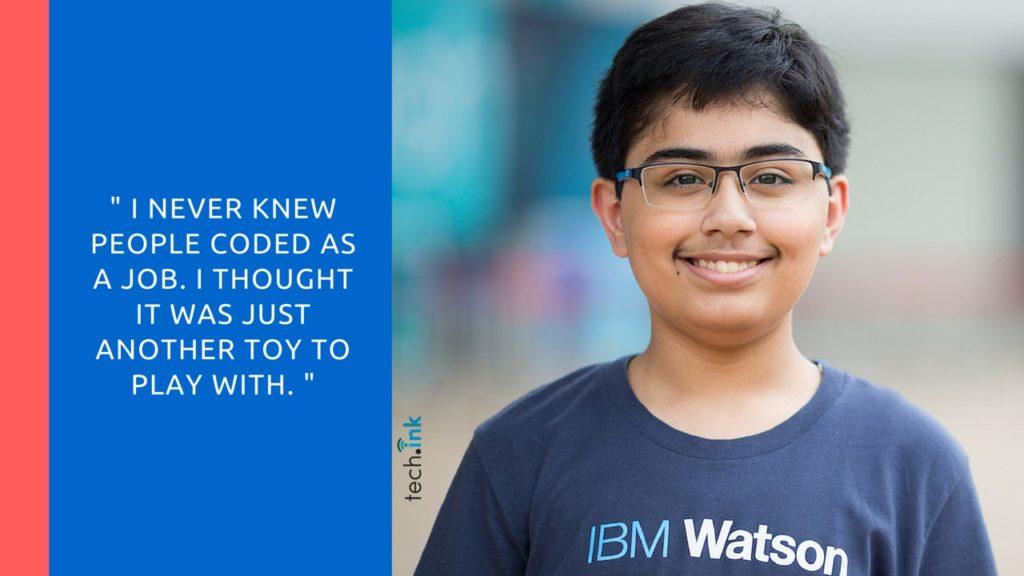 14歲天才少年成最年輕人工智能專家
