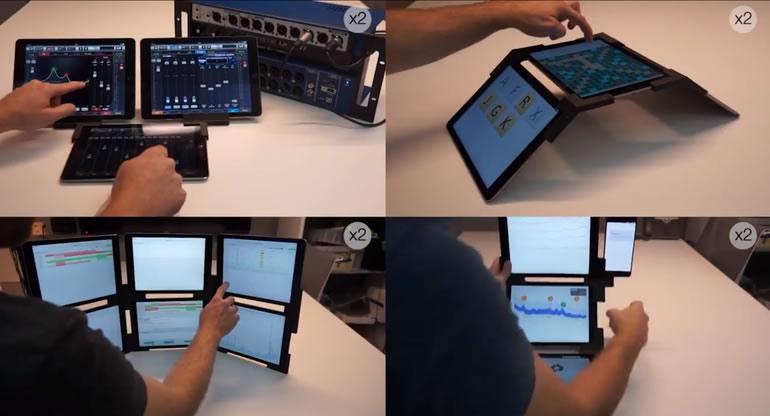 微軟新的開源技術將iPad,Surface Pros變成了大觸摸屏