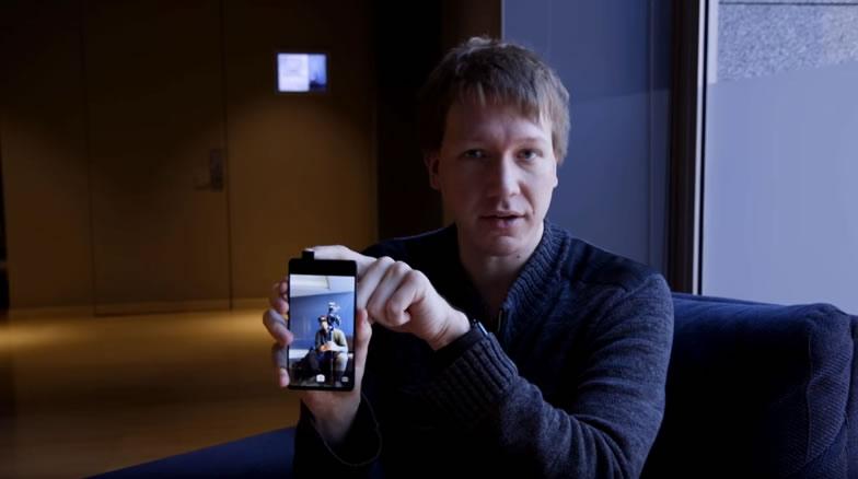 全球首款全屏機 – Vivo 6.12 發佈!
