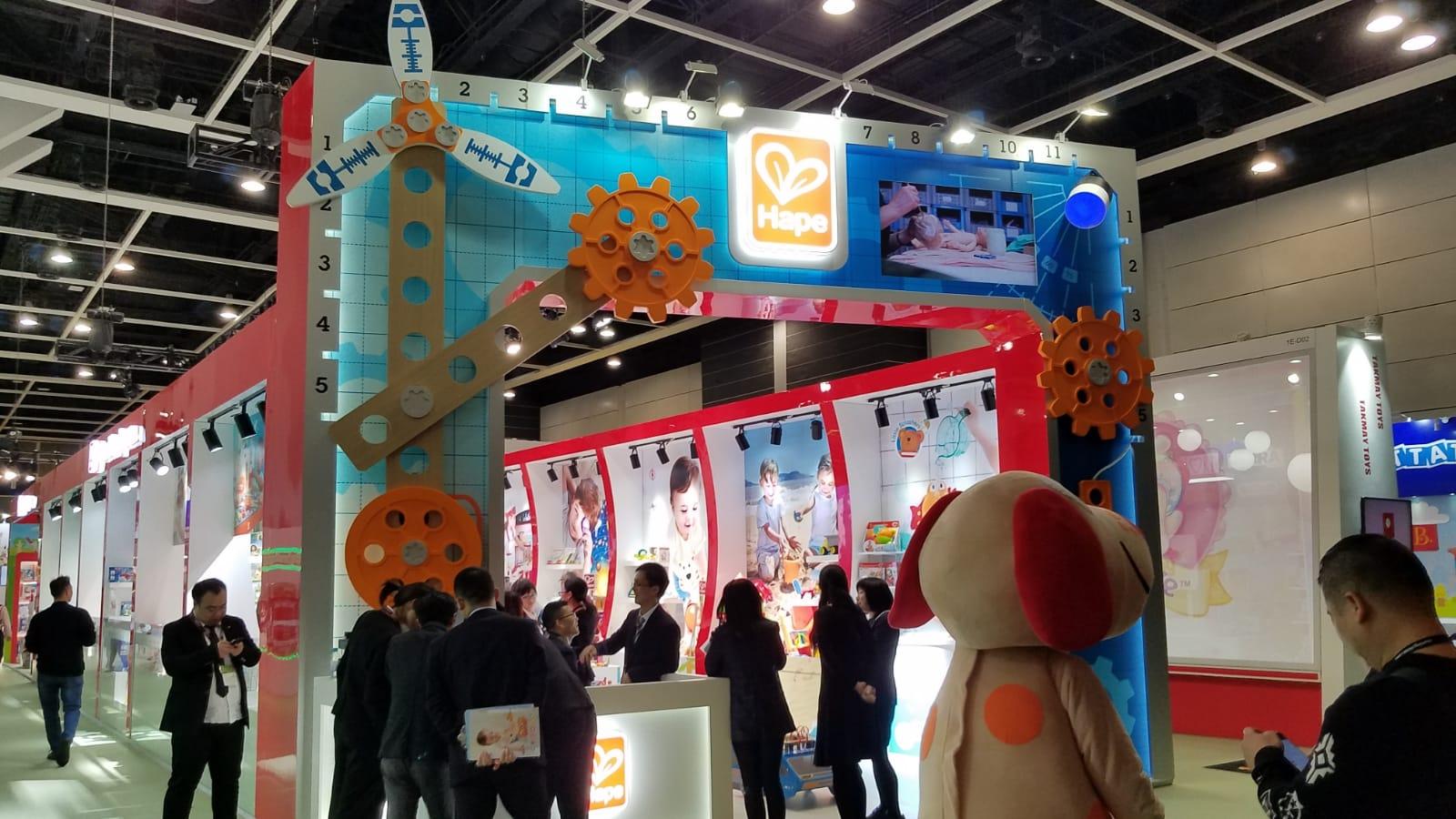 香港玩具展2019真係有好多東西看