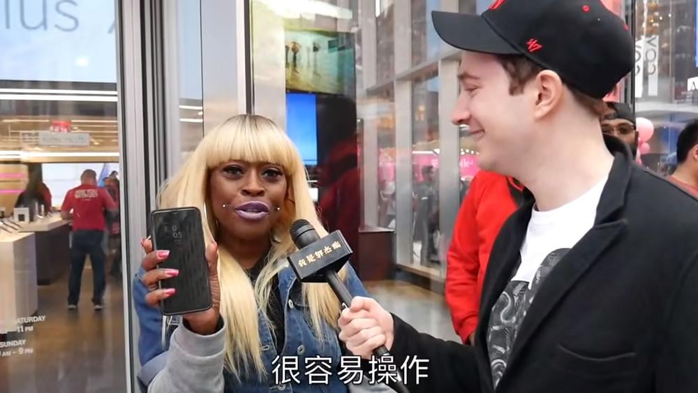 一個大多數香港人都未聽過的內地手機品牌,在美國好受歡迎!