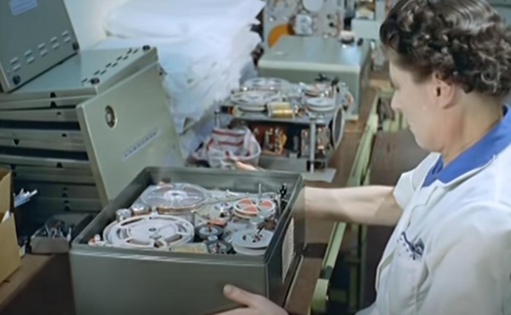 時光倒流:1959年時的高科技新發明 – 電話錄音裝置