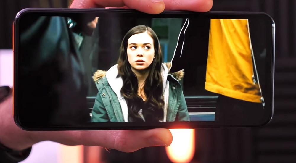 全球首款屏下鏡頭全屏手機